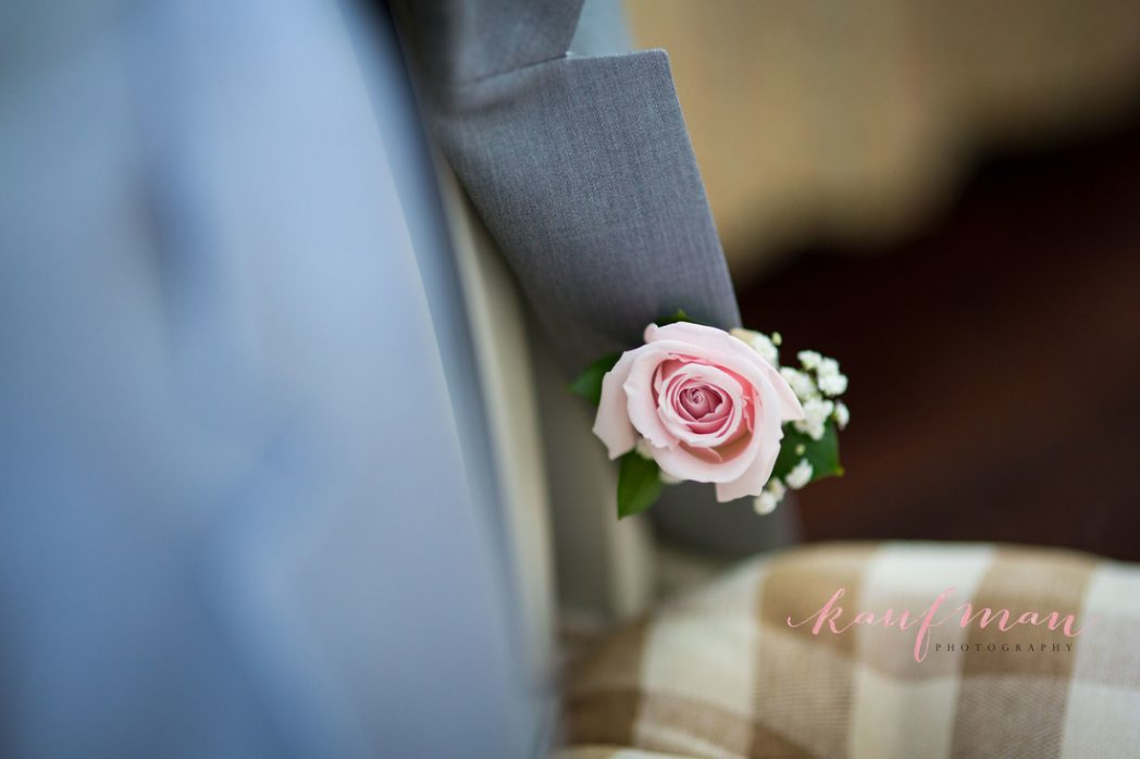 Groom Getting Ready for Wedding--Wedding Details. South Boston, MA Wedding