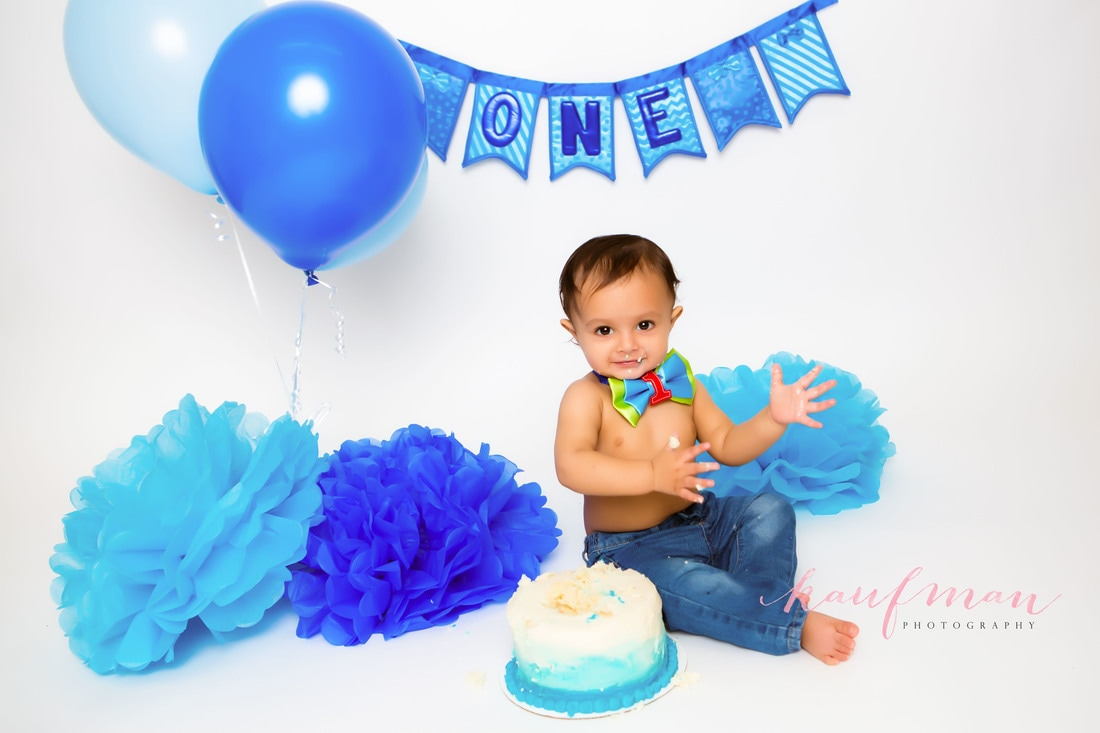 one year old cake smash, photo of 1 year old, 1 year photo session, first birthday photo session, family photo session