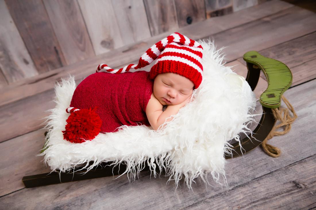 Newborn Photo Session 9