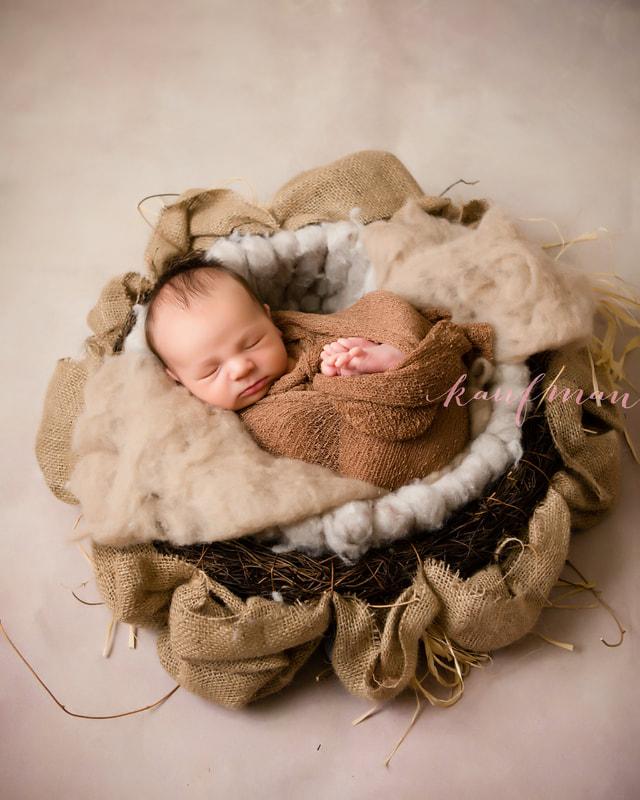 Newborn Photo Session 2