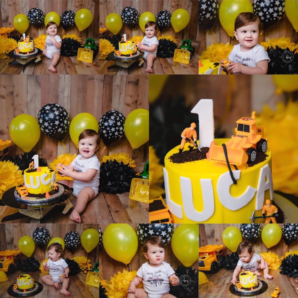 Baby, Cake Smash, Cake Smash Photo Session, First Birthday Photos