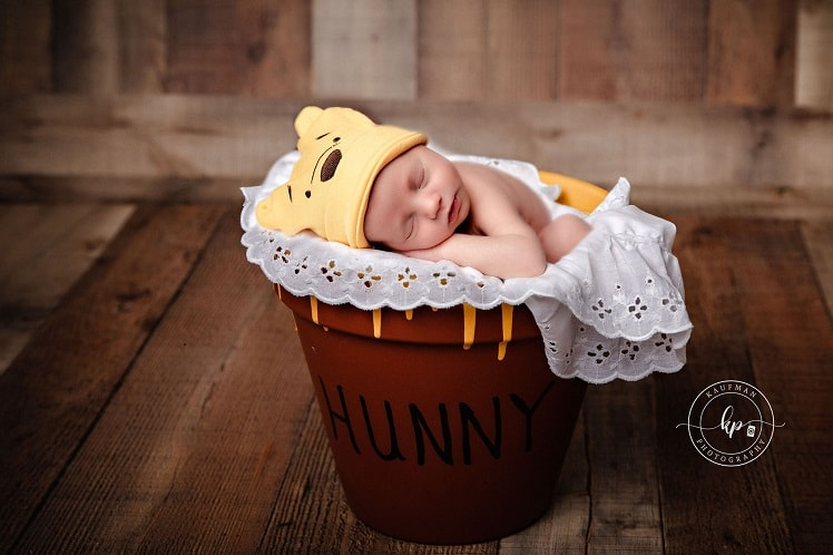 Newborn Photography session information